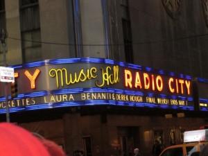NYC-radiocity