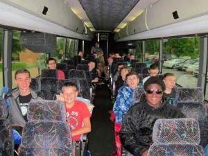 Cleveland-bus