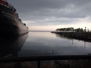 Cleveland-ship