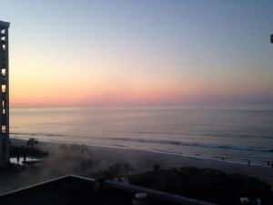MyrtleBeach-sunset